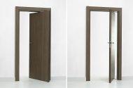 Drzwi wewnętrzne przesuwno-obrotowe RONDO drzwi PŁASKIE